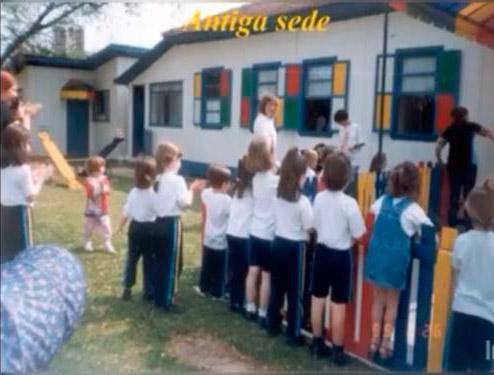 Escola Santa Teresinha Guarapuava - Antiga Sede