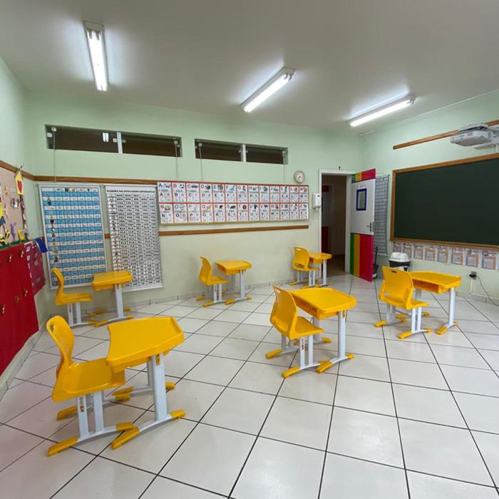 Escola Santa Teresinha Estrutura 1
